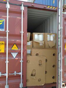 Thông quan nhập khẩu tơ sợi tổng hợp